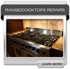 Range/Cooktops Repairs MD